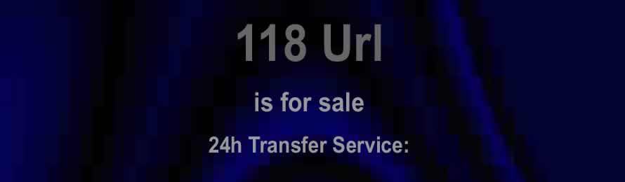 118url.com is For Sale  / At Auction at Names Url.com - 10% of the sale value will be donated to Great Ormond Street Hospital Children's Charity, when purchased via ebay.