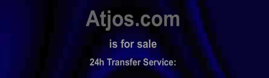 Atjos.com is for sale.