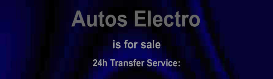 Autos Electro .com is for sale.