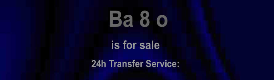 Ba 8o.com is for sale.