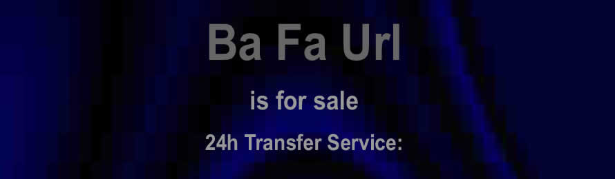 fabaurl.com is for sale. 10% of the value of Ba Fa Url .com will be donated to T1 International, if the domain is purchased via ebay