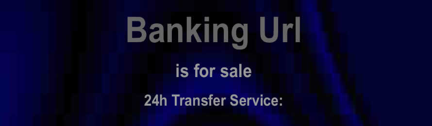 Banking Url .com is for sale. Lease or Finance - Buy Now or Make an Offer