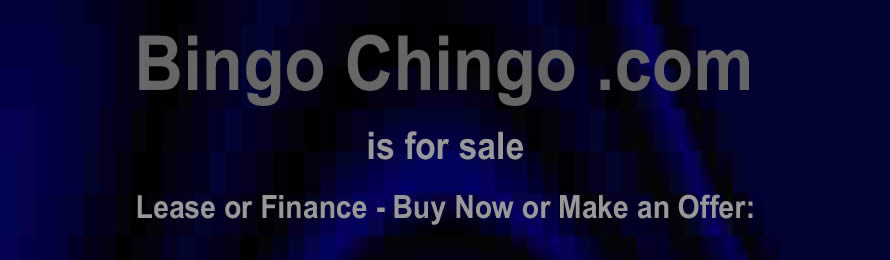 Bingo Chingo .com is For Sale  / At Auction via Names Url.com