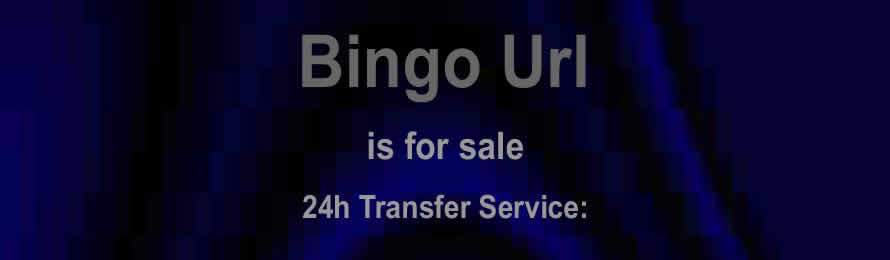 Bingo Url .com is For Sale  / At Auction via Names Url.com