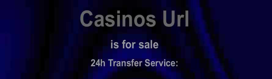 casinosurl.com is for sale buy now for only £1,000,000