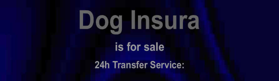 Dog Insura .com is for sale.