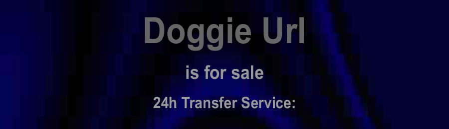Doggie Url .com is for sale via Names Url .com. 10% of the sale value will be donated to World Animal Protection, when purchased via ebay.
