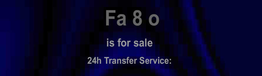 Fa 8o .com is for sale.