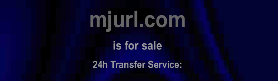 mjurl.com is for sale buy now for only £500,000