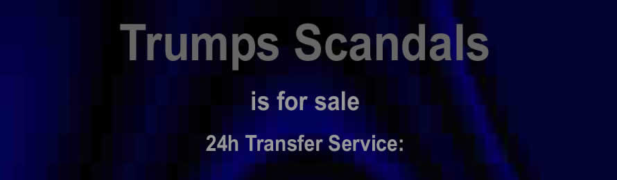 trumpsscandals.com is for sale buy now for only £1,000,000