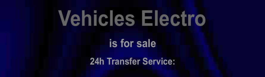 Vehicles Electro .com is for sale. 10% of the sale value will be donated to Bees for Development Trust, if the domain is purchased via ebay.